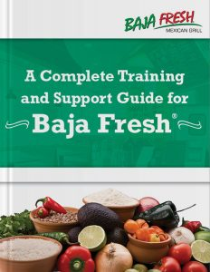 A Complete Training and Support Guide for Baja Fresh