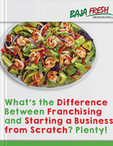 What's the Difference Between Franchising and Starting a Business from Scratch? Plenty!