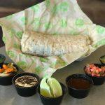 Baja Fresh franchise Pita