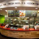 Baja Fresh franchise Inside Store