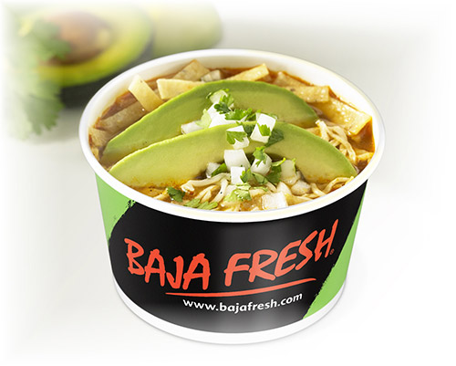 Healthy Food from Baja Fresh
